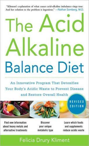 The Acid Alkaline Balance Diet Epub