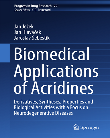 Biomedical Applications of Acridines