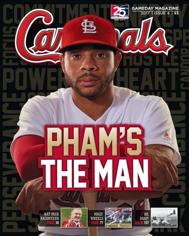 St Louis Cardinals Gameday Issue 4 2017