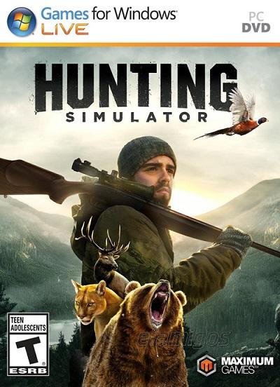 Hunting Simulator Multi12-x X Riddick X x