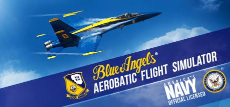 Blue Angels Aerobatic Flight Simulator-Skidrow