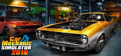 Car Mechanic Simulator 2018 Update v1 2-Bat