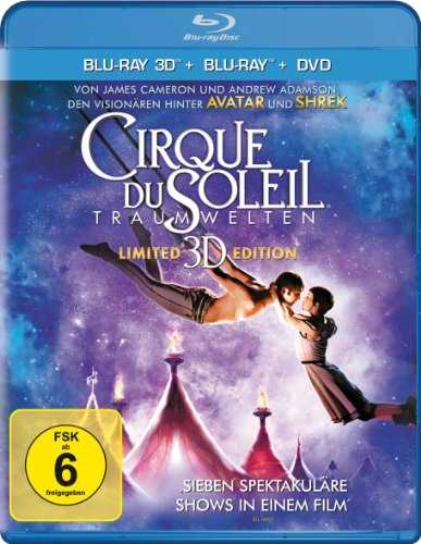 Cirque du Soleil Traumwelten 2012 German 720p BluRay x264 ExquiSiTe