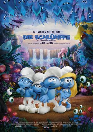 Die.Schluempfe.Das.verlorene.Dorf.2017.German.DTS.DL.1080p.BluRay.x264-LeetHD