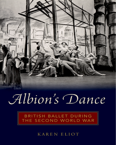 Albions Dance British Ballet during the Second World War