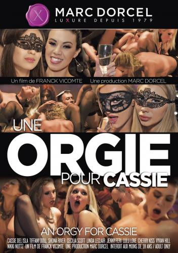 An Orgy For Cassie Cover