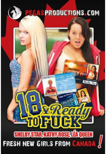 18 And Ready To Fuck 720p Cover