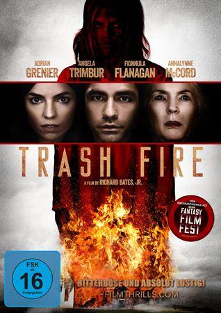 Trash Fire German 2016 Bdrip x264-ViDeowelt