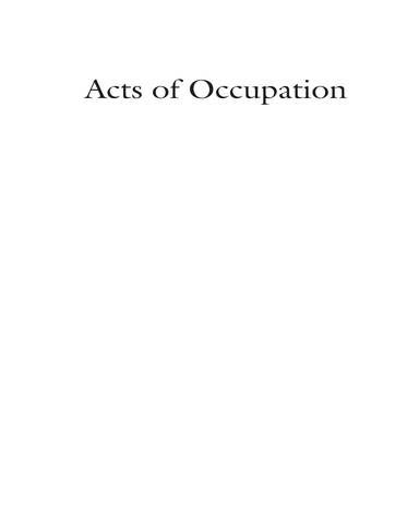Acts of Occupation Canada and Arctic Sovereignty 1918 25