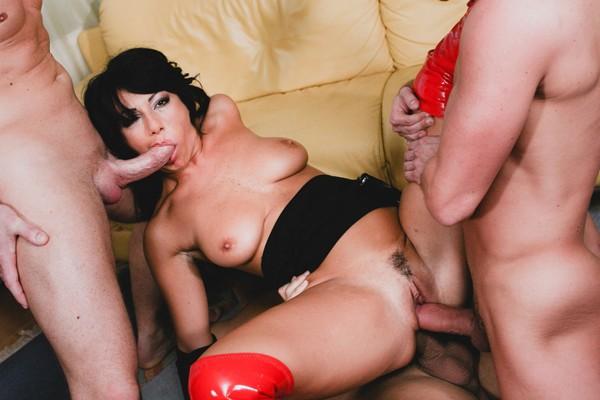 LaSublimeXXX Priscilla Salerno Three Men For Me 1080p Cover