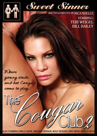The Cougar Club #2 Cover