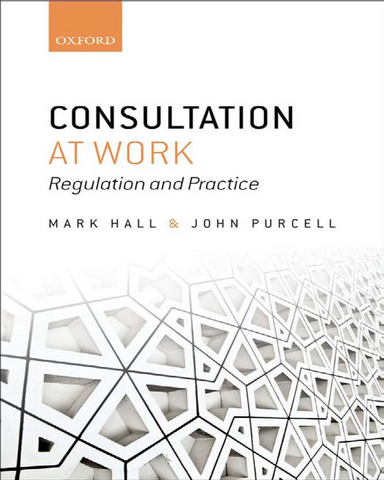 Consultation at Work Regulation and Practice