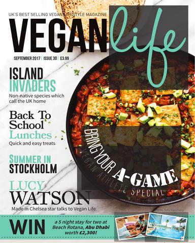 Vegan Life 09 2017
