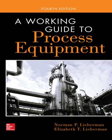 A Working Guide to Process Equipment Fourth Edition Pdf