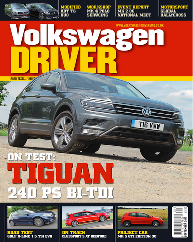Volkswagen Driver 09 2017