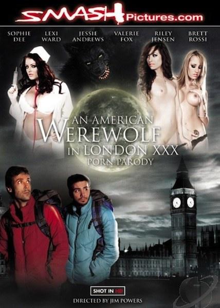 American Werewolf In London XXX Porn Parody Cover