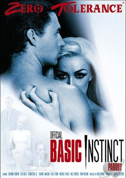 Official Basic Instinct Parody Cover