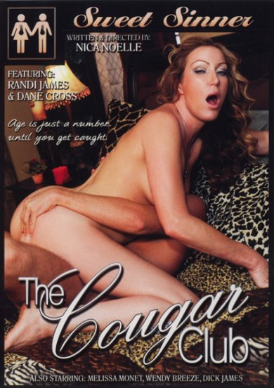 The Cougar Club #1 Cover
