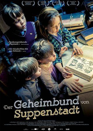 Der Geheimbund von Suppenstadt 2015 German Ac3 DvdriP x264-SaviOur