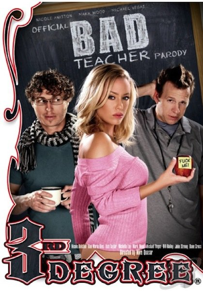 Official Bad Teacher Parody Cover