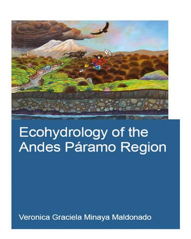 Ecohydrology of the Andes Paramo Region