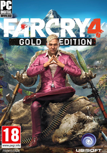 Far Cry 4 Gold Edition v1 10 incl All Dlcs Multi16-FitGirl