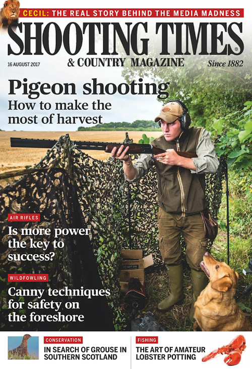 Shooting Times und Country 16 August 2017