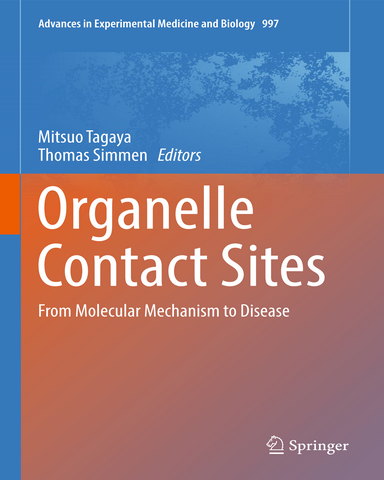 Organelle Contact Sites From Molecular Mechanism to Disease