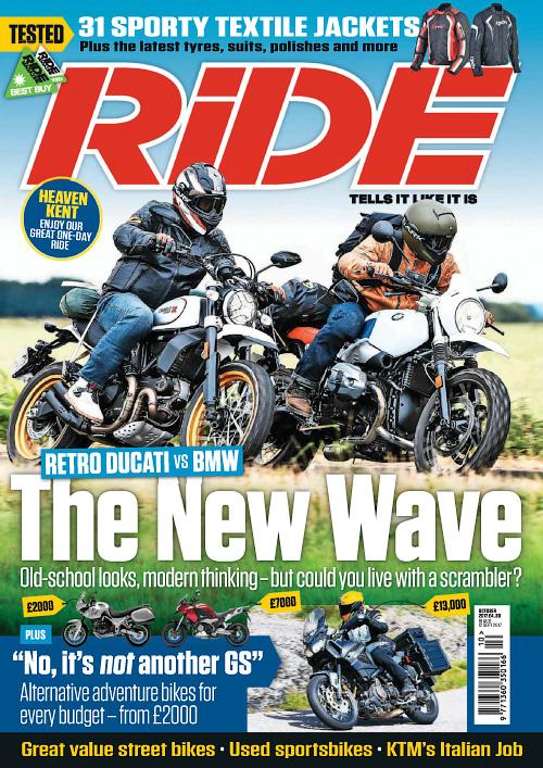 Ride Uk October 2017