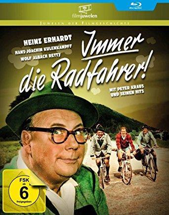 Immer die Radfahrer German Remastered 1958 Ac3 Bdrip x264-SpiCy