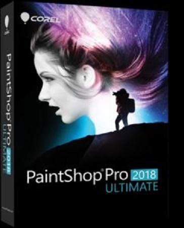 Corel Paintshop Pro 2018 Ultimate v20.0.0.132