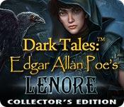 Dark Tales Edgar Allan Poes Lenore Collectors Edition-Zeke