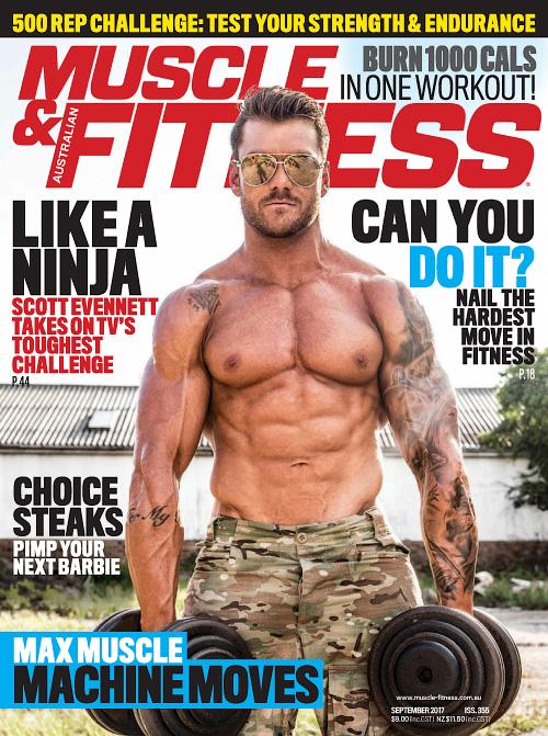 Muscle und Fitness Australia September 2017