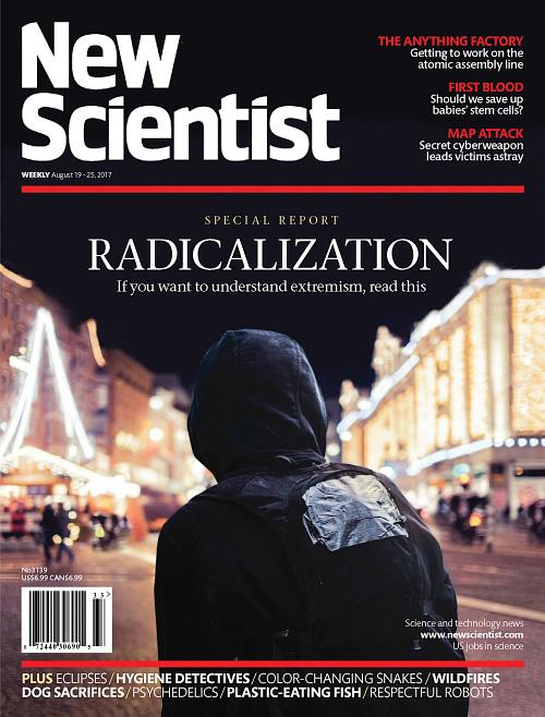 New Scientist August 19 25 2017
