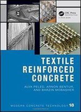 Textile Reinforced Concrete modern Concrete Technology