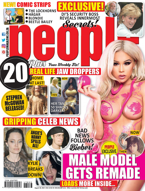 People South Africa August 18 2017