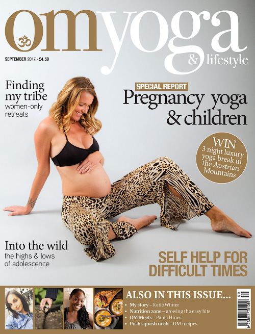 Om Yoga Uk September 2017