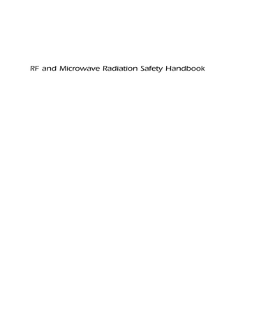 RF.and.Microwave.Radiation.Safety.2nd.Edition