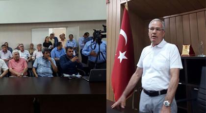 MHP'DE DEPREM: BELEDİYE BAŞKANI VE TOPLU İSTİFA