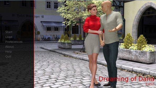 Dreaming Of Dana 0057 Cover