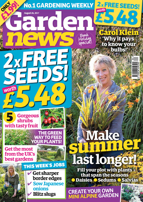 Garden News August 26 2017