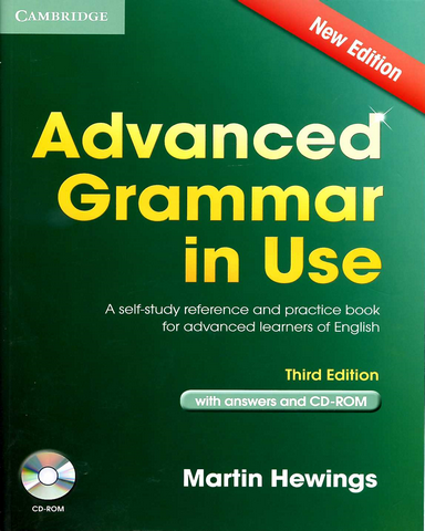 Advanced Grammar in Use with Answers A Self Study Reference and Practice Book for Advanced Learners of English