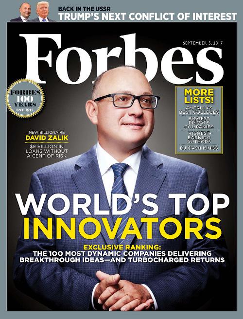 Forbes Usa September 5 2017