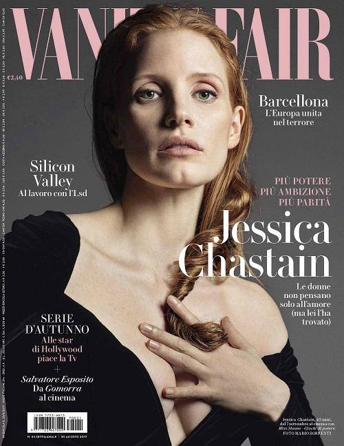 Vanity Fair Italia 30 Agosto 2017