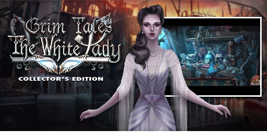 Grim Tales The White Lady Collectors Edition-Zeke