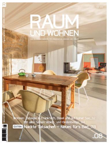 Raum und Wohnen Nr 08 August September 2017