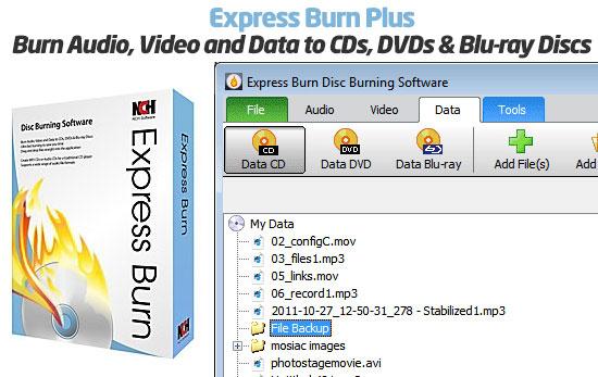 Express Burn Plus 6.15