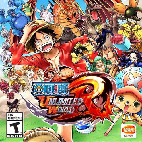 One Piece: Unlimited World Red - Deluxe Edition (2017/ENG/MULTi7/Repack)