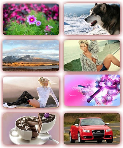 Beautiful Mixed Wallpapers Pack 119