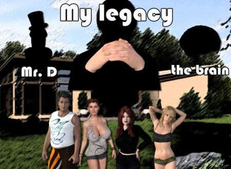 My Legacy v0.9 Cover